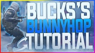 How To Bunny Hop - CS:GO Tutorial