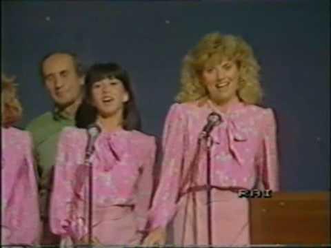 PROMO Rai 1 Pronto chi Gioca? 1986/87 con Enrica Bonaccorti