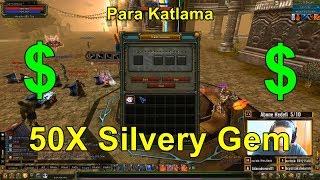 Knight Online 50x Silvery Gem Chaotic Generator Çıldırdı