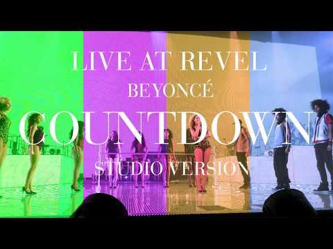 Beyoncé - Countdown (Live At Revel Studio Version)