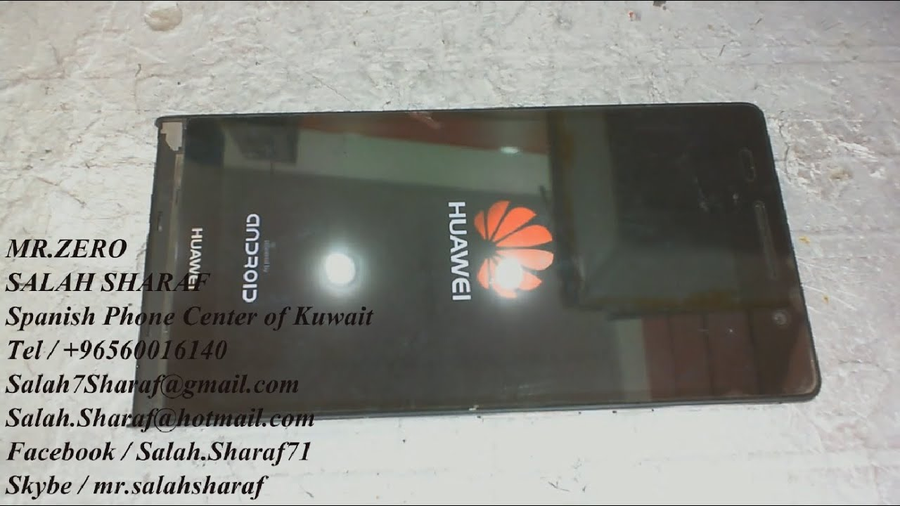 How To Fix P6 Huawei No Power Or Only Logo Hd By Mrzero Youtube Y210 Circuit Diagram