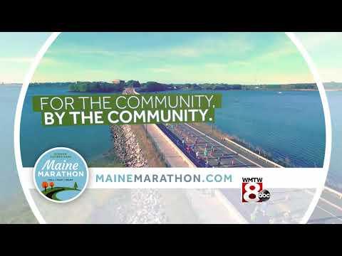 Maine Marathon WMTW 8