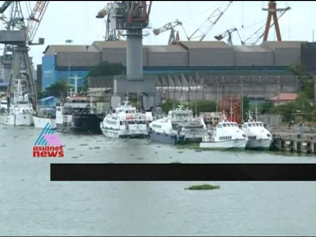 Centre announces Rs 2,700 crore aid for Cochin Shipyard