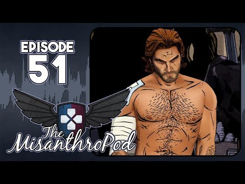 The MisanthroPod: Episode 51 - Bigby by Name, Big D by Nature