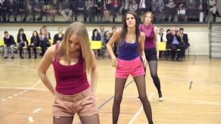UMSZKI Szalagavató 2012 || Tanári tánc - Gangnam Style