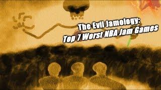 Evil Jamology: Top 7 Worst NBA JAM Games pt.1 - H4G