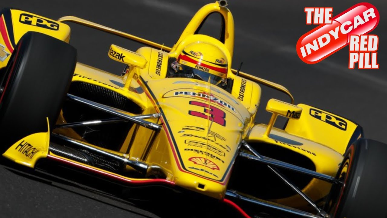 35 Cars On The 2018 Indy 500 Entry List