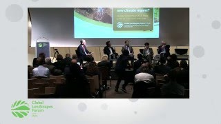 From farmers' fields to landscapes: food security in a new climate regime? – Part 3 at GLF 2015