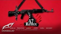 Anuel x Nengo Flow, Los G4 - 47 (Remix) ft. Bad Bunny, Darell,  Farruko, Sinfónico, Casper [Audio]
