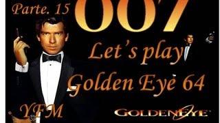Golden Eye 64 en español - Jungla [Parte 15/20]