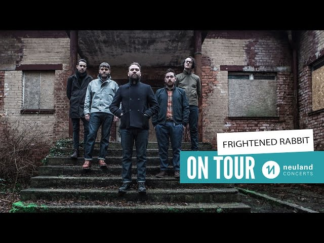 Frightened Rabbit - Live On Tour 2016 (Official Tourtrailer)