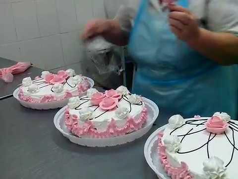 Видео уроки приготовления тортов от профессионалов #6