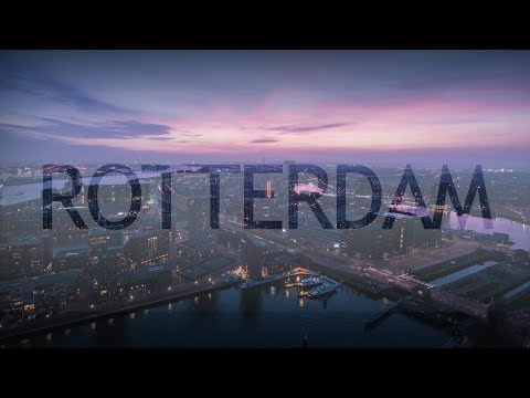 Travel Rotterdam in a Minute - Drone Aerial Videos - Expedia
