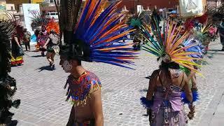 Danza azteca chichimeca