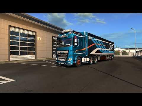 Euro Truck Simulator 2 (С грузом по Европе 3)