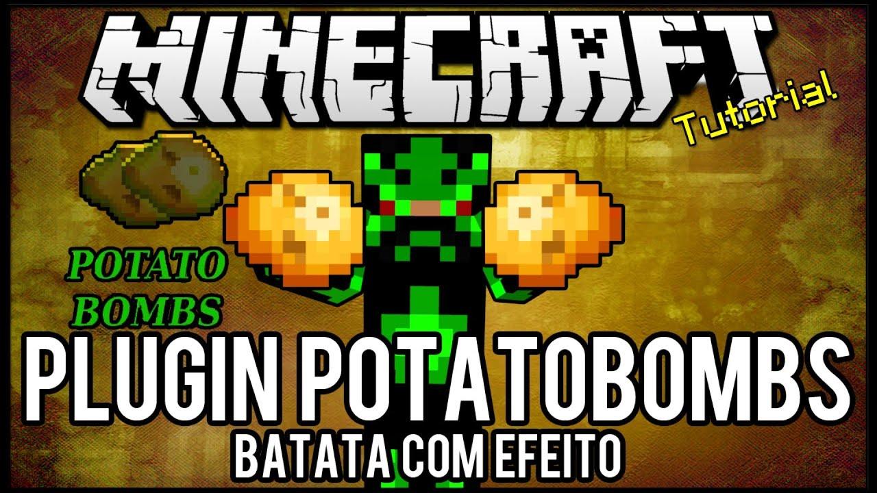Overview Potatobombs Bukkit Plugins Projects Bukkit