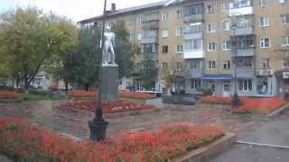 . Саранск. Экскурсия по центральным улицам города
