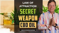 ✅Law of Attraction Secret Weapon - CBD Oil Cannabidiol