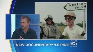 SURVIVOR 'Le Ride':  Survivor's Phil Keoghan on his new film 'Le Ride'
