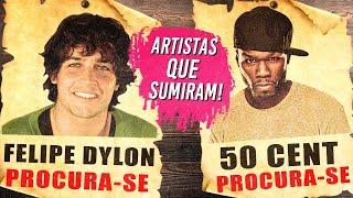 7 ARTISTAS que SUMIRAM! 🤔 - PIPOCANDO MÚSICA