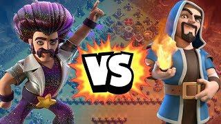 PARTY-MAGIER vs. MAGIER! ⭐️ Clash of Clans ⭐️ CoC
