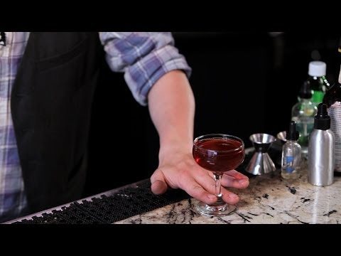 How to Make a Manhattan Cocktail | Whiskey Guide