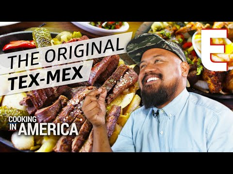 How the World's Most Authentic Tex-Mex is Made — Cooking in America