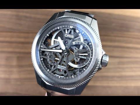 Oris Big Crown ProPilot X Calibre 115 01 115 7757 7153-07 7 22 01TLC Oris Watch Review