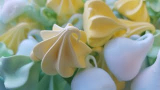 💚РЕЦЕПТ идеального БЕЗЕ с первого раза💚Perfect meringues recipe #янабенрецепты