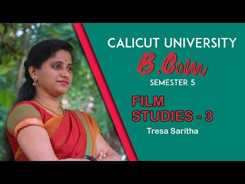 S5 - Film Studies - Tresa Saritha - Class-3