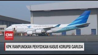 2 Tahun Selidiki Garuda, KPK Temukan Suap Rp. 100 Miliar