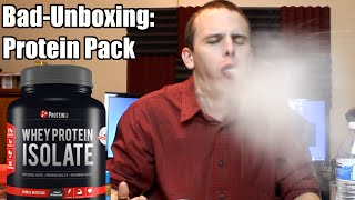 Bad Unboxing - Protein Pack [Corporate]