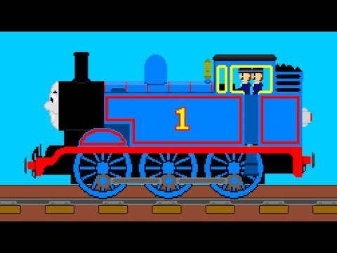 Thomas and Friends Animated (New Look for 2017)