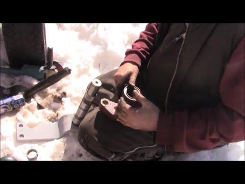 165 Massey Ferguson Steering Shaft Change