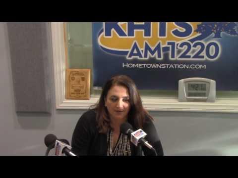 California Credit Union With Mariam Nasiry (Feb 23, 2017) KHTS - Santa Clarita