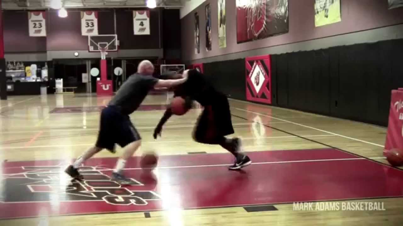 Mark Adams Basketball Elite Basketball Training Vol 1