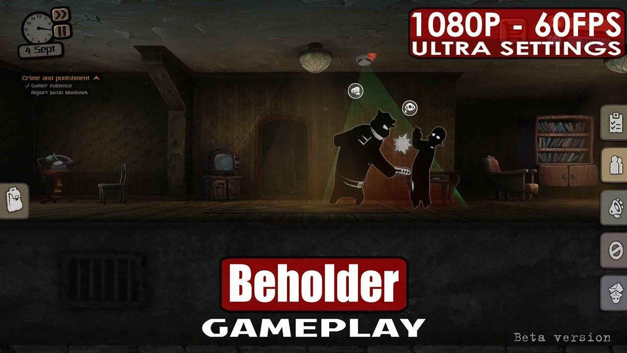 СТУКАЧ В ДЕЛЕ! - #2 BEHOLDER 2 ALPHA ПРОХОЖДЕНИЕ - YouTube