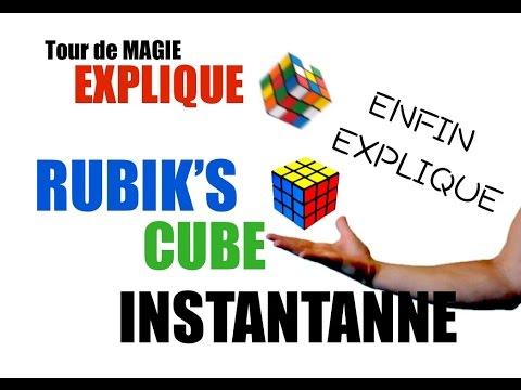 Baixar COMMENT FAIRE LE TOUR DU RUBIK'S CUBE EN MAGIE ? TOUR DE MAGIE EXPLIQUE