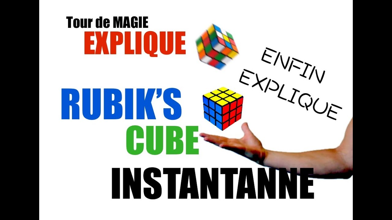 Here Comes Power From A Magic Cube