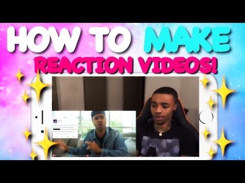 download * FREE * How To Make Reaction Videos On Your Phone !!! | No Computer Needed !!