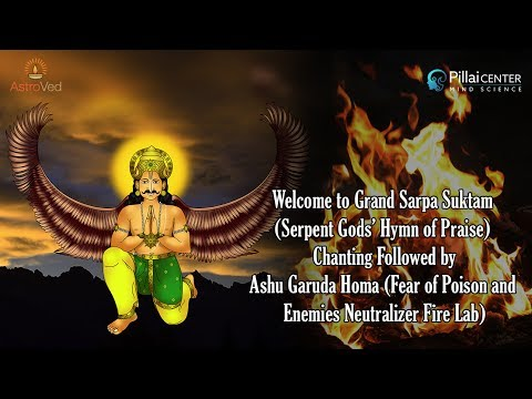 Welcome To grand sarpa suktam