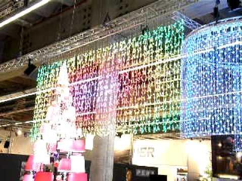 Blachere I Joy Light Luminous Curtains RGB