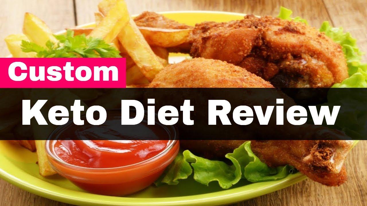 Custom Keto Diet Review 🍛 | [8 Week 🥚] Custom Keto Diet Meal Plan Reviews 🤤 – Worth or Not? – Watch Now