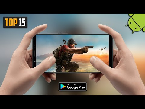 Top 15 BEST Action/FPS/Shooting Games For Android 2019 | High Graphics (Online/Offline)
