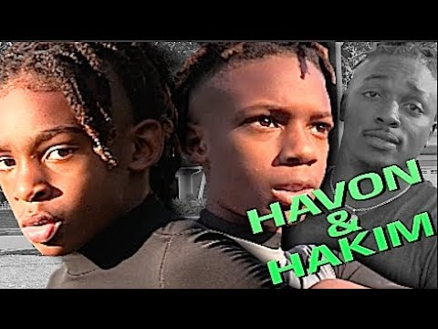 "🔥🎬 Havon Finney Jr and Hakim ""The Dream"" Frampton -  YOUTH FOOTBALL SuperStars"