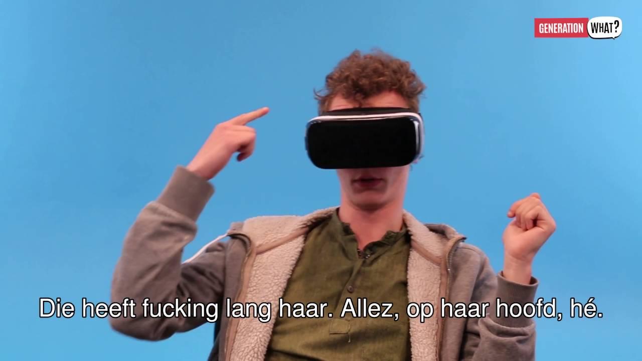Virtual Reality Porno, is dat ok? - YouTube
