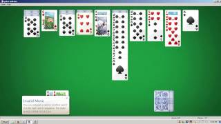 How to beat Spider Solitaire - Intermediate