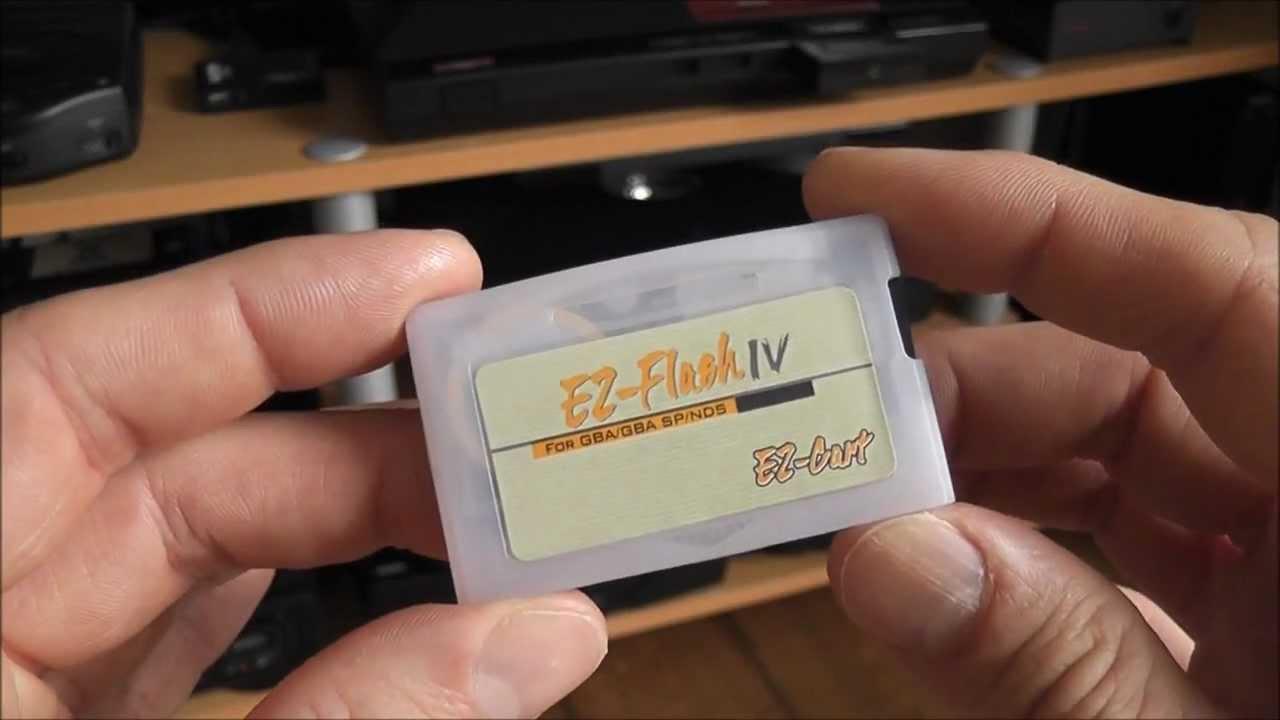 Game boy color everdrive - Ez Flash Iv Gba Flashcart Roms And Homebrew Nintendo Game Boy Advance Youtube