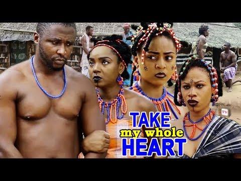 Download Take My Whole Heart 1&2 - Chioma Chukwuka & Regina Daniels 2018 Latest Nigerian Epic Movie Full HD