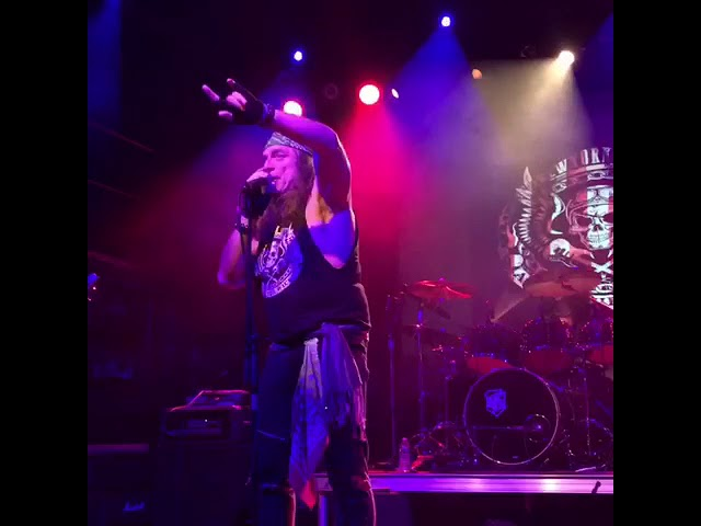 Adorn the Wicked @Irving Plaza #Livenation